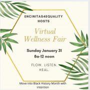 Virtual Wellness Fair