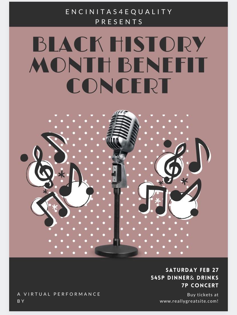 So Far Sounds Black History Month Virtual Concert